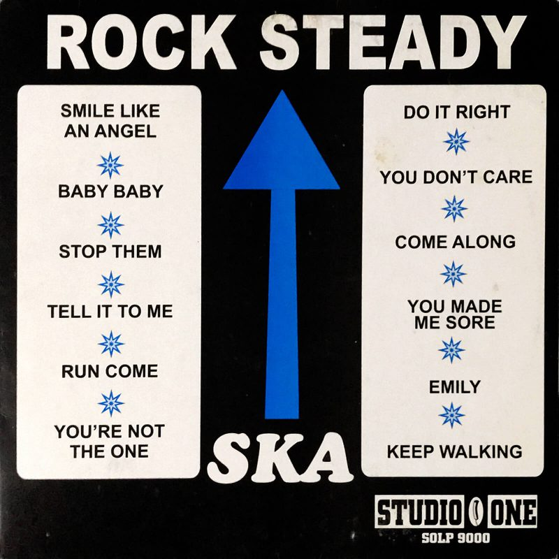 Rock Steady Ska