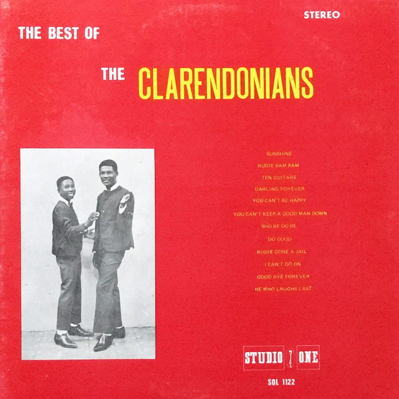 The Best Of Clarendonians