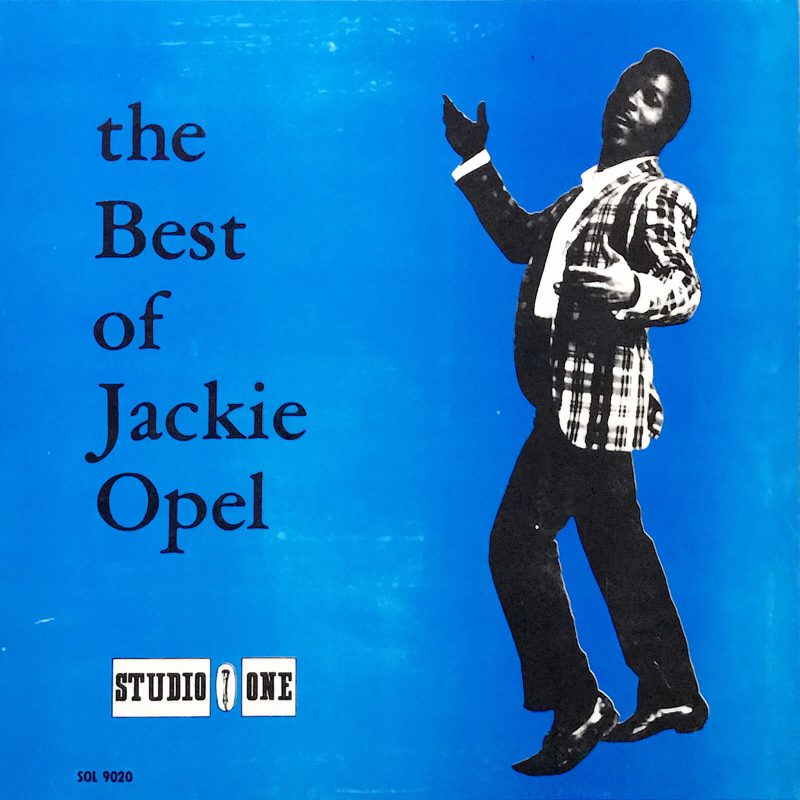 The Best Of Jackie Opel